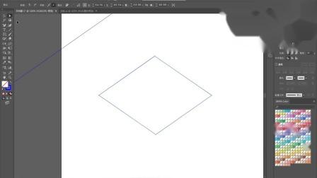 【AI立体插画】第02课上:矢量立体插画的基础绘制方法
