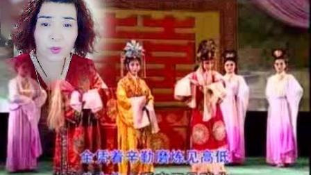 豫剧【唐宫娇女】谁是凤凰谁是鸡.念念-学唱