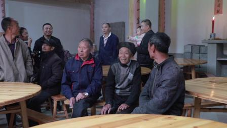 2018年黄里上垟村第二届重阳敬老节   革命老区欢迎你