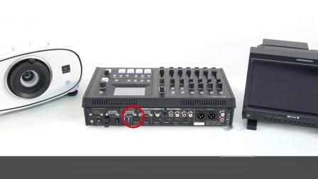 VR-4HD快速入门1 连接