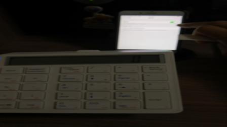 桑瑞得KC9001S蓝牙无线数字小键盘计算器