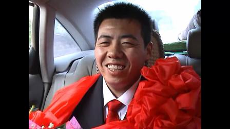 候晓春&王秋妮喜结良缘2010.9.29