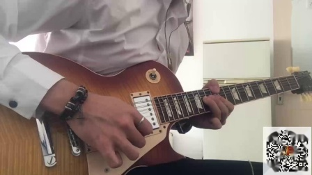 【炜子Guitar】谢霆锋-谢谢你的爱1999(电吉他Solo)