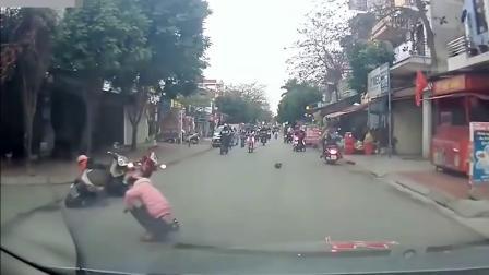 车载摄像头行车记录集锦