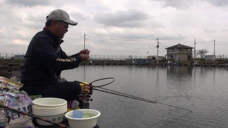 0822 黑拉 丸九 萩野孝之のチョーチンウドンセット釣り02