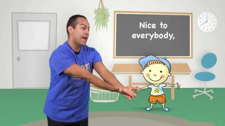I Can Follow the Rules Song - Music for Classroom Management