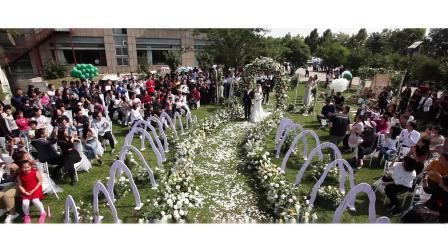 婚礼主持人·毕南【温暖-不煽情-主持视频】