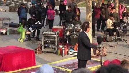 指挥艺术欣赏 李永康38 走进新时代 中国大舞台 健康之声合唱团 马甸181201