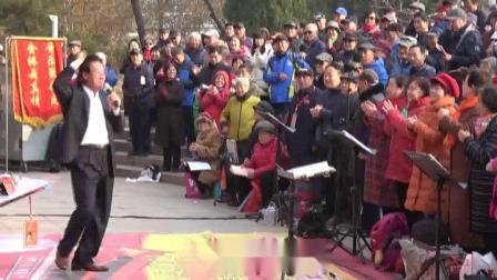 指挥艺术欣赏 李永康39 人间第一情 我用胡琴和你说话 健康之声合唱团 马甸181201