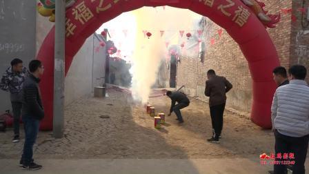 曹浩民孙静雨结婚录像