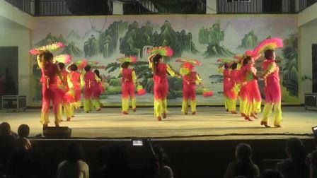 2018谢白村广场舞交流晚会