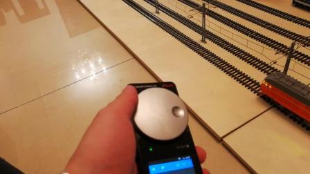 PIKO smart数码无线控制器操控CRH3,DF4B 声效版