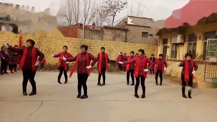 中国歌最美--崔解广场舞
