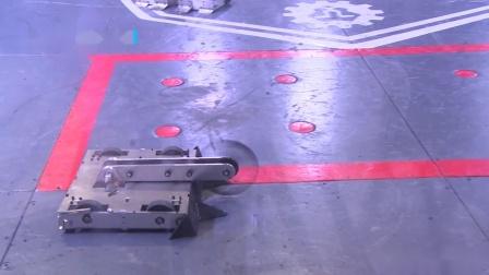 KOB铁甲格斗北京站初赛18 力德VS战神