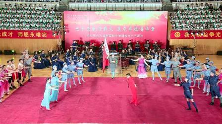 红色娘子军表演(实验中学95周年校庆)