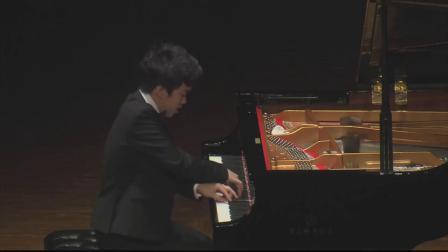 蔡阳睿 勃拉姆斯《帕格尼尼主题变奏曲》Op.35上册  蔡阳睿