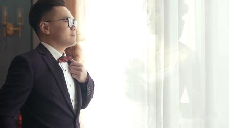 欧阳裕仁 欧阳妍 2019.1.1婚礼席前回放