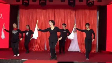 大扇舞(关山月).