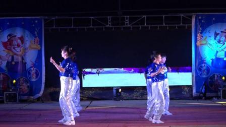 热烈祝贺冼太诞1506周年广场舞晚会--马村舞蹈队(欢快节奏)
