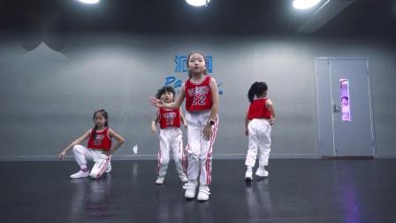 深圳泽源学院少儿爵士舞教学《Dududu》