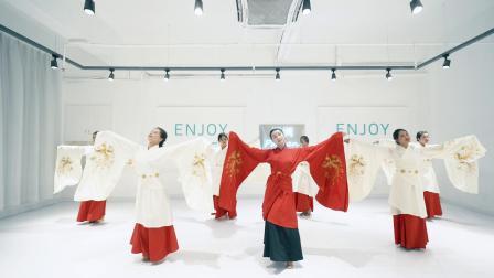 中国舞蹈教学《唐风华韵》深圳派澜舞蹈学院