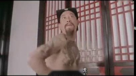 我在周星驰搞笑无厘头电影唐伯虎点秋香【粤语】截了一段小视频