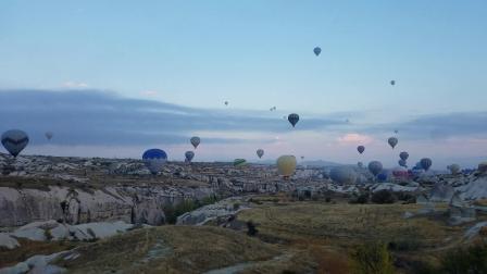 卡帕多西亚热气球05