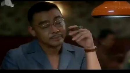 刘青云打麻将居然把麻将吃了