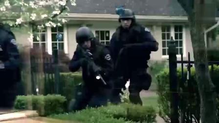 反恐特警队,枪法有多准