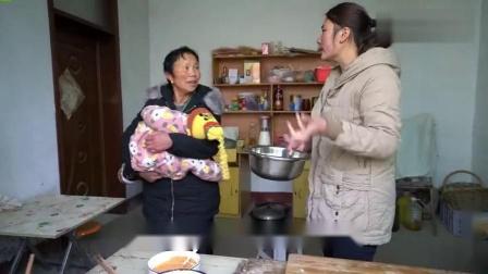 农村婆婆做豆腐乳,做出来不但不臭还好吃,方法简单好做