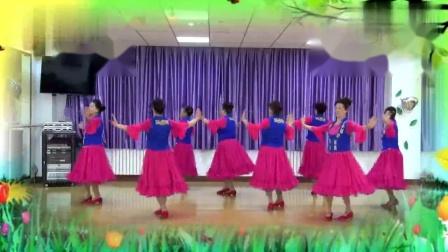 广场舞《我们在一起》
