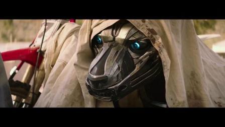 《机器猛犬》自带黑客功能的机械犬,加油不用给钱,有想要吗!