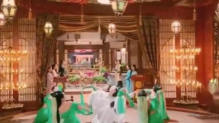楚乔传:乐师来到宴会,偏偏起舞,淳儿看到元嵩眼睛都大了