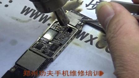 iPhone 8P听筒有杂音维修实例