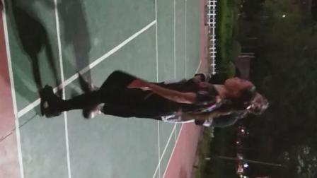 金东广场水兵舞
