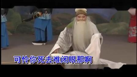 豫剧《清风亭上》老婆子撞柱血飞溅  李树建