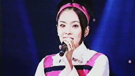 Bijou - Love Love(1998年KBS音乐银行现场)
