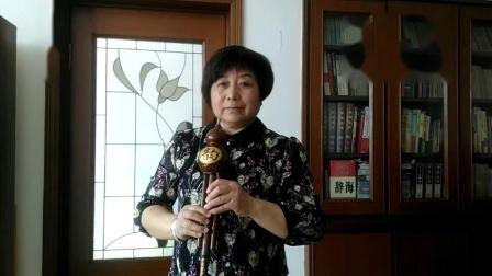 跟飞乐刘迪老师学吹葫芦丝《金孔雀轻轻跳》
