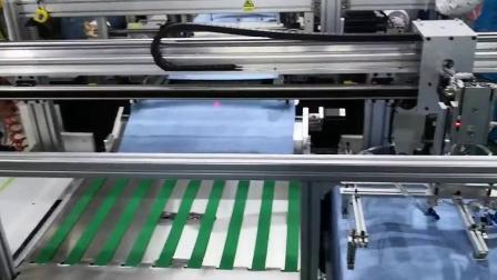 CCM线性模组应用-自动毛巾整理机