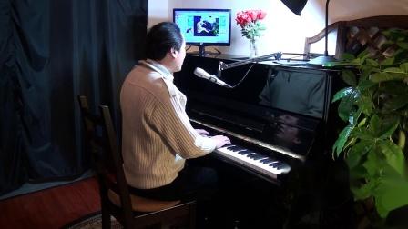 钢琴弹唱《丽娜之歌》原创歌曲 航天骑士