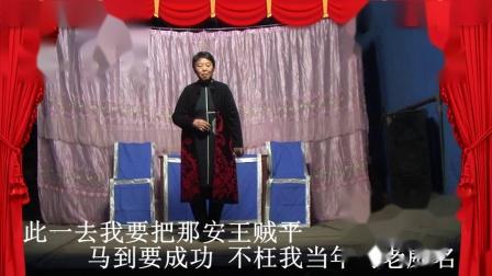 豫剧《穆桂英挂帅》选段打一杆帅字旗竖在了空(演唱:张兰青)