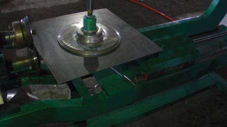 自动化剪圆机