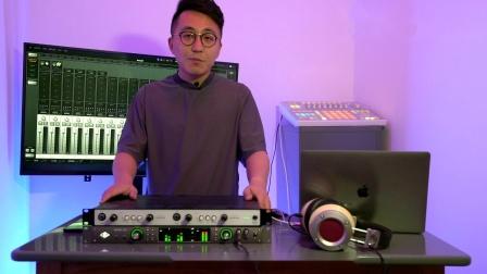 混音教程:如何利用bblaudio2046话放过带使声音温暖饱满
