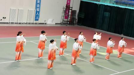 2019年全国百城千村健身气功交流展示