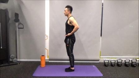 骨盆前倾矫正训练