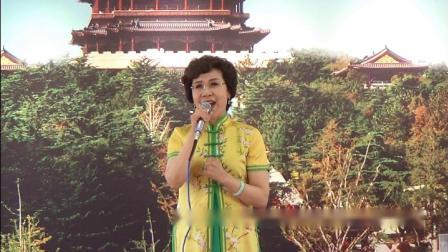 《龙江颂》演唱者:迟玉珍,琴师:吴增伦.