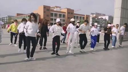 正云、少薇  _  不变的情缘 - 吉特巴版-曳步舞-甘肃.白银