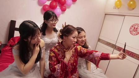 19.4.30 王家炜&吴夏燕婚礼快剪