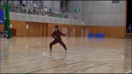 陈沛菊老师陈氏太极拳小架