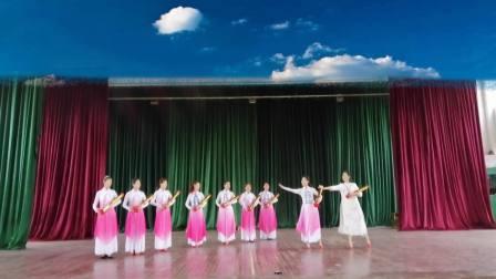 湘女舞蹈队  《敲起渔鼓唱桃源》